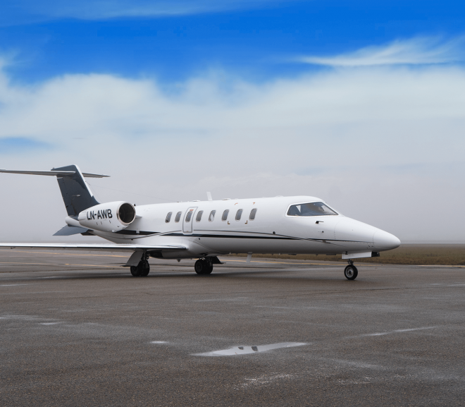 Airwing frakter deg fra A til B i koronatidene