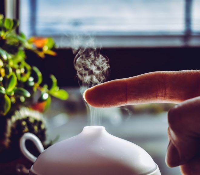 Derfor har aromadiffusere blitt populære i norske hjem